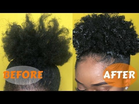 HOW TO TREAT EXTREMELY DAMAGED NATURAL HAIR || Restore Healthy Natural Hair  [Video] - https://blackhairinformation.com/video-gallery/treat-extremely-damaged-natural-hair-restore-healthy-natural-hair-video/
