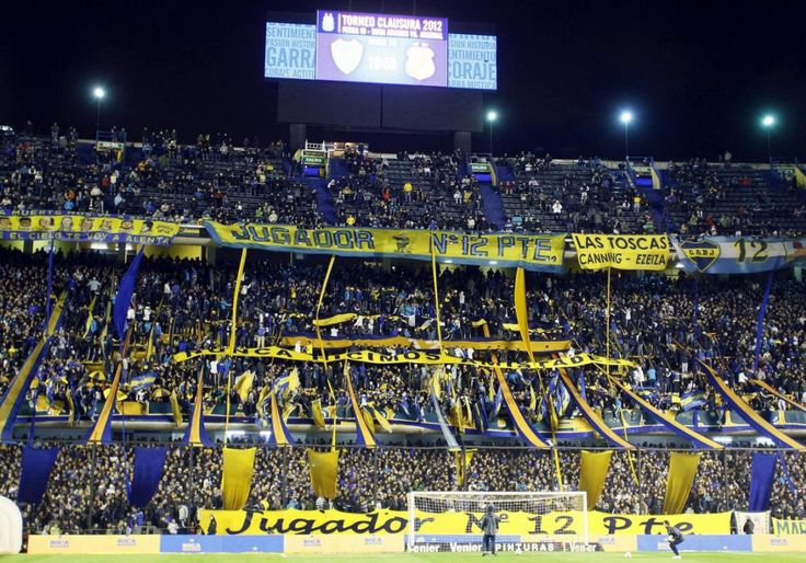 #9ine #FanEngagement @Boca
