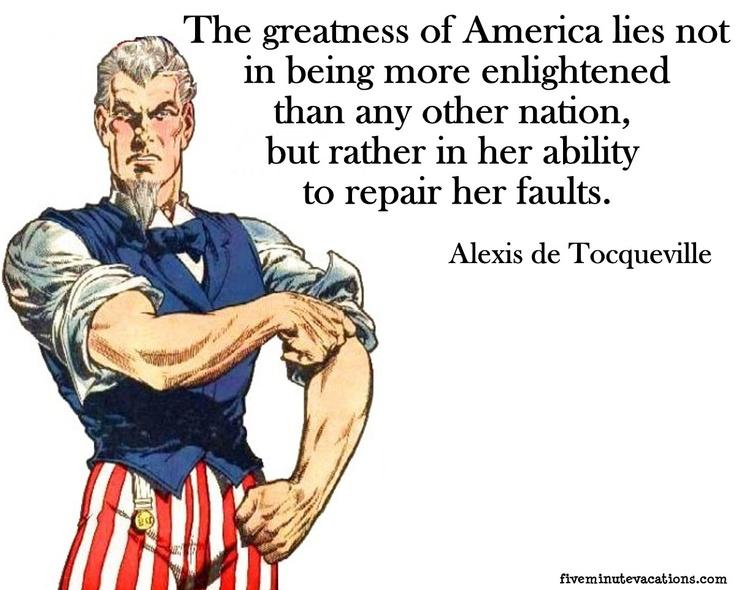 Democracy in America - Free Essay Example   blogger.com