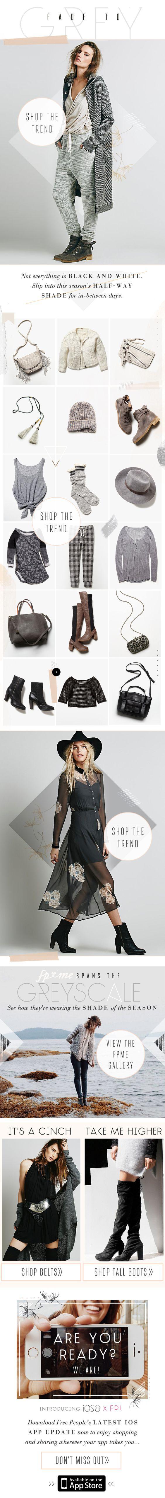 Email Design - Kellyn Walker // Graphic Designer: