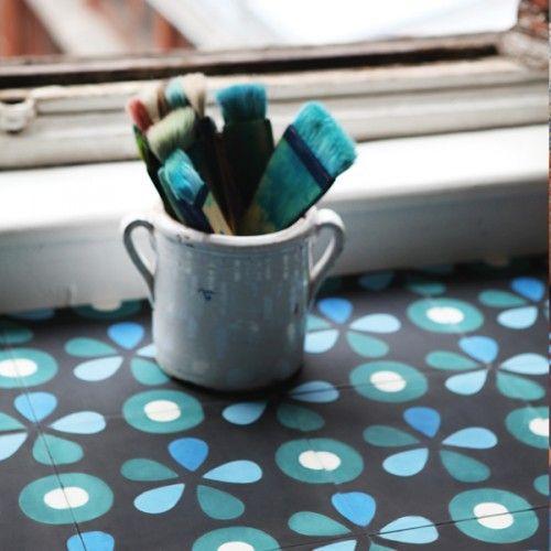 les 25 meilleures id es de la cat gorie carreaux de ciment. Black Bedroom Furniture Sets. Home Design Ideas