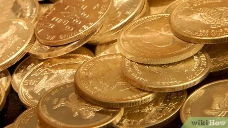 Image titled Buy and Sell Gold Coins for Profit Step 1