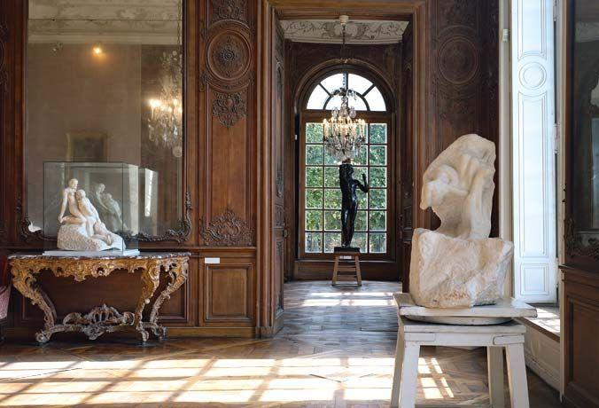 Uno de mis museos favoritos: El Museo Rodin en París (cerrado por reforma hasta mediados de abril de 2012)