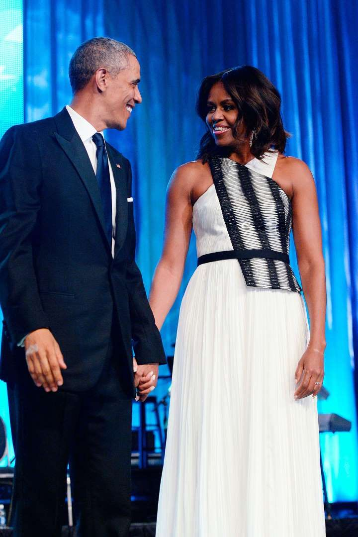 <p><strong>When:</strong> September 2014<br></p><p><strong>Where:</strong> The Congressional Black Caucus Foundation's Legislative Conference Phoenix Awards Dinner</p><p><strong>Wearing:</strong> A Bibhu Mohapatra gown</p>