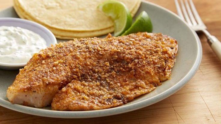 Sea lo que sea filetes o tacos de tilapia, este sabroso pescado causará sensación en tu familia.