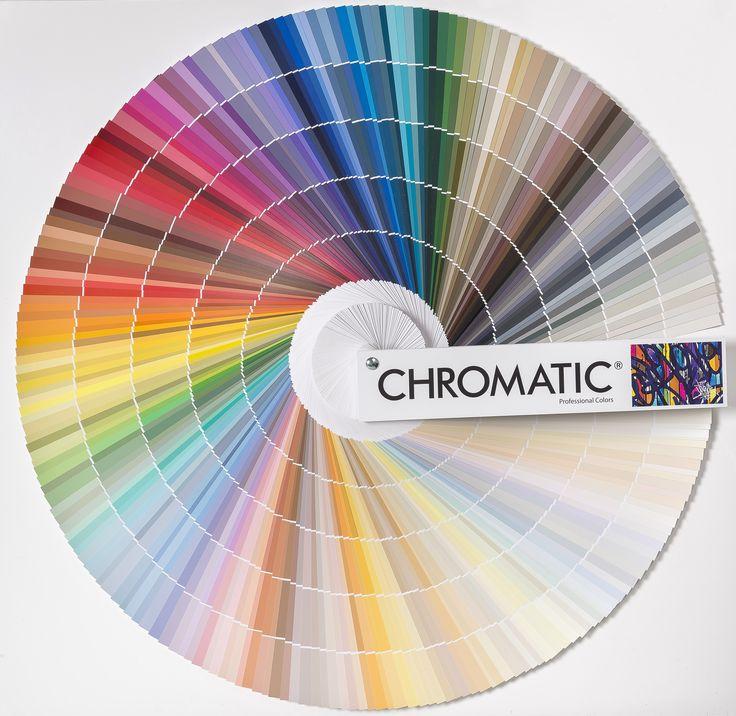 le nuancier chromatic 1 170 teintes fondamentales contemporaines et inspirantes www. Black Bedroom Furniture Sets. Home Design Ideas