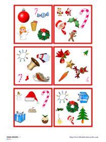 Librairie-Interactive - DOBBLE de Noël