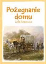 Okładka książki Pożegnanie domu