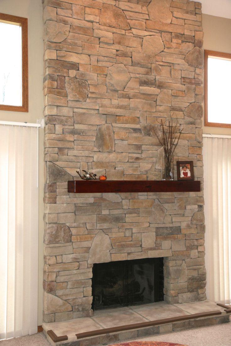 the 25 best stone veneer fireplace ideas on pinterest stacked