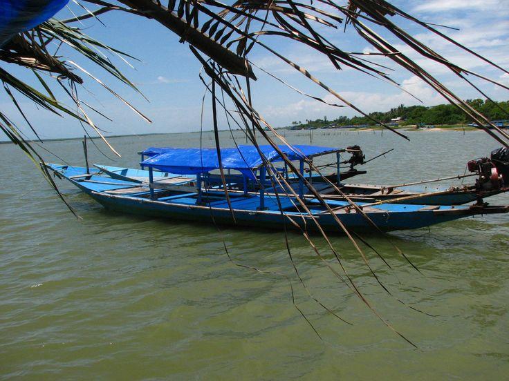 Chilika Lake, Orissa