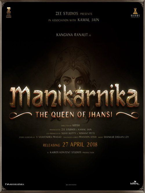 Manikarnika: The Queen of Jhansi Full MovieS Streaming Online in HD-720p Video Quality