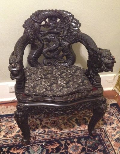 31 Best Images About Chinese Inspired Decor On Pinterest - Antique Chinese Dragon Chair - Best 2000+ Antique Decor Ideas