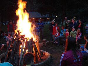 Camping Ile de faigneul - ardennen