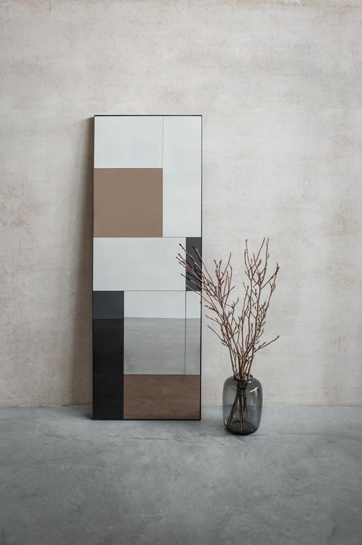 The Notre Monde M floor mirror from the Fall/Winter 2016 Tribal Quest collection.