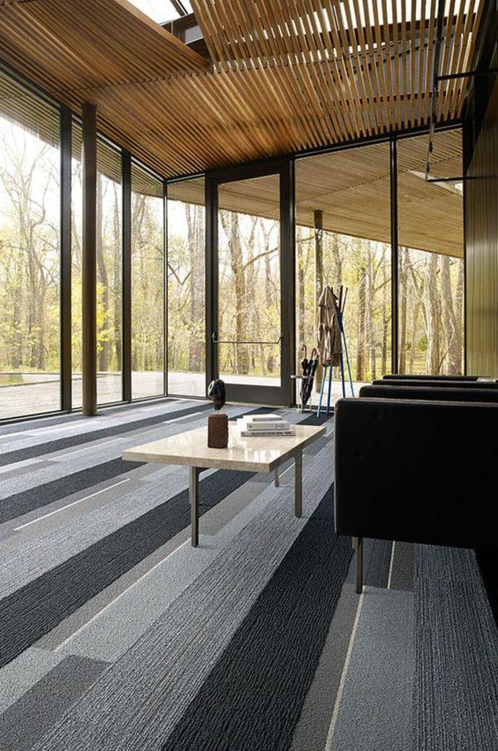best moquette pas cher de couleur gris pour votre salon with moquette epaisse pas cher. Black Bedroom Furniture Sets. Home Design Ideas