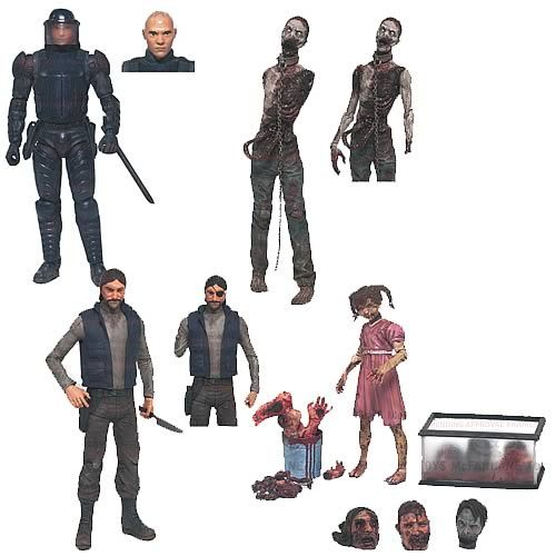 The Walking Dead Comic Series 2 Action Figure Set - McFarlane Toys - Walking Dead - Action Figures at Entertainment Earth