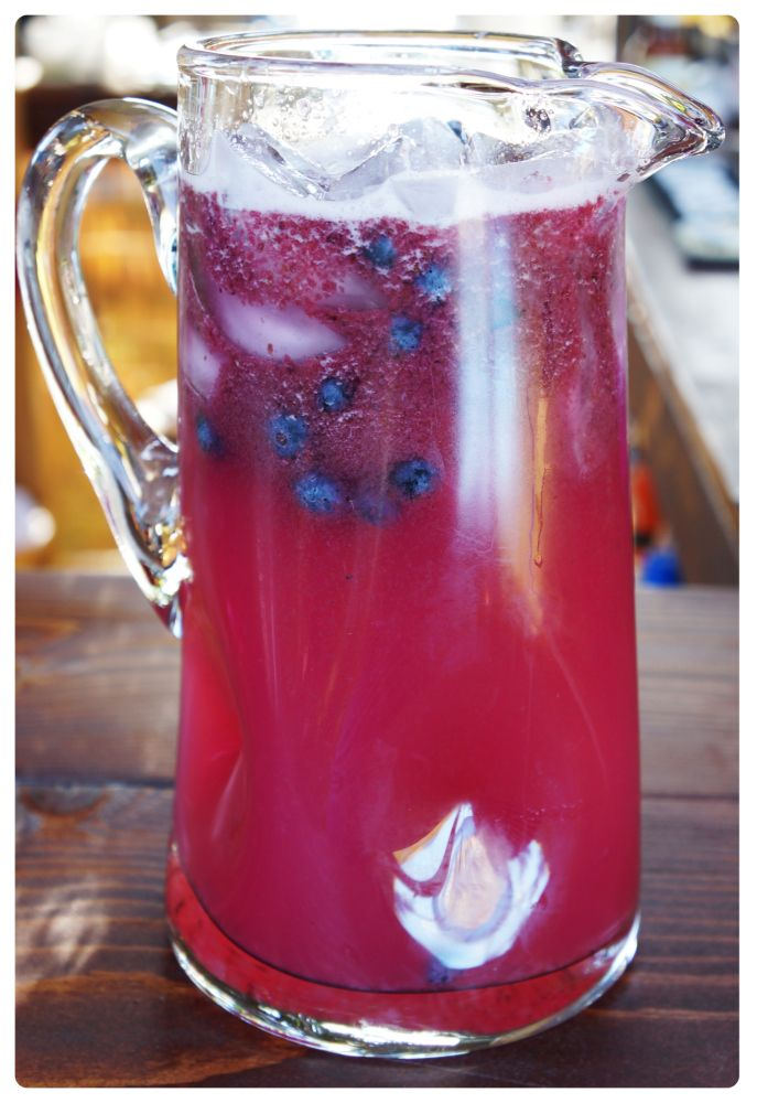 Easy blueberry lemonade blueberry lemonade lemonade and for Easy fruity mixed drinks