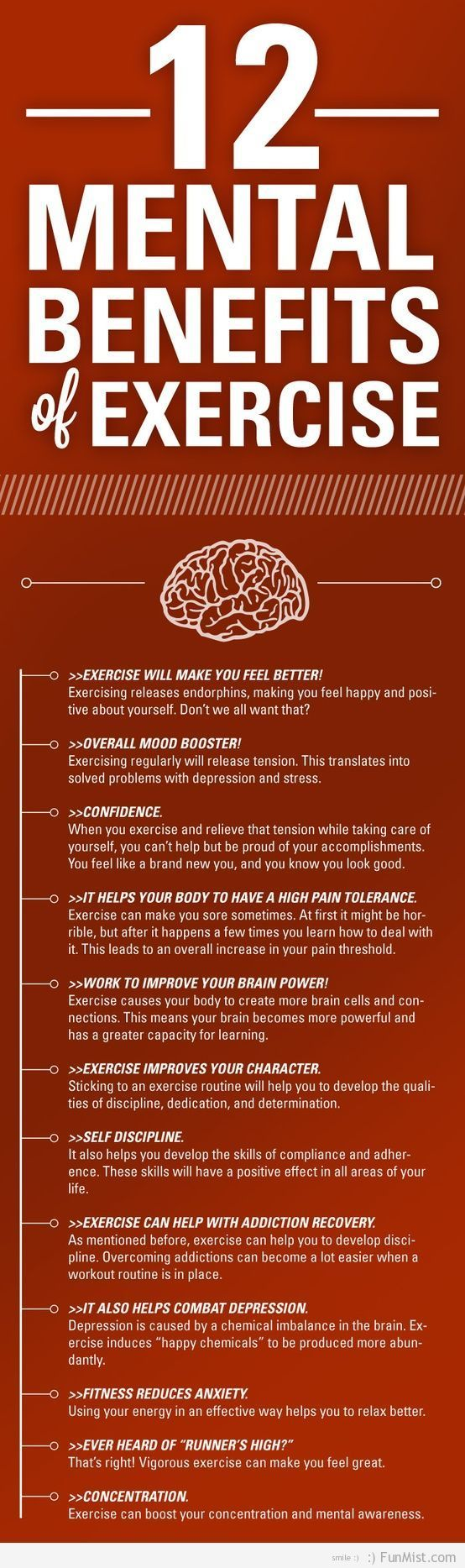 Exercise the natural Antidepressant