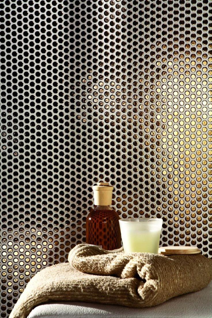 59 best colour - metallic images on pinterest | tiles