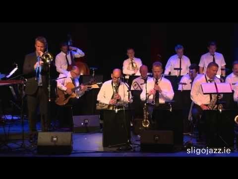 ▶ Edenderry - Marshall Gilkes & Dublin City Jazz Orchestra- Sligo Jazz 2013 - YouTube