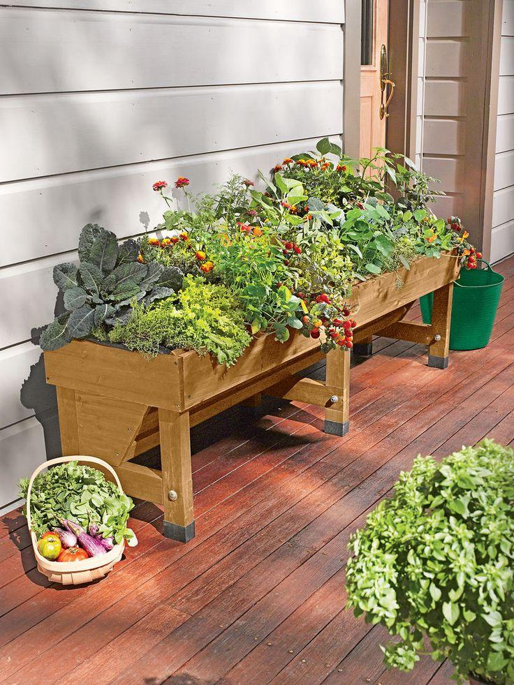 Trough Vegtrug 72 Quot Gardens Water And Vegetables