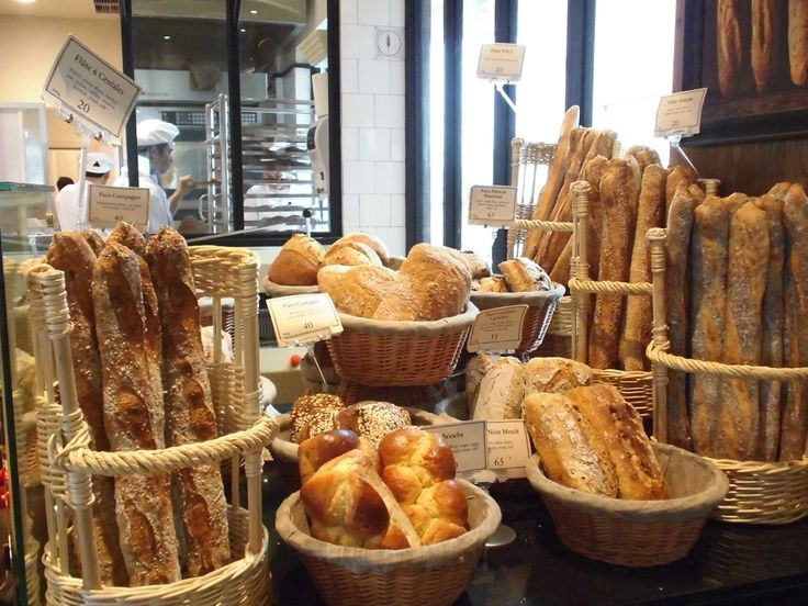 Various of Bread