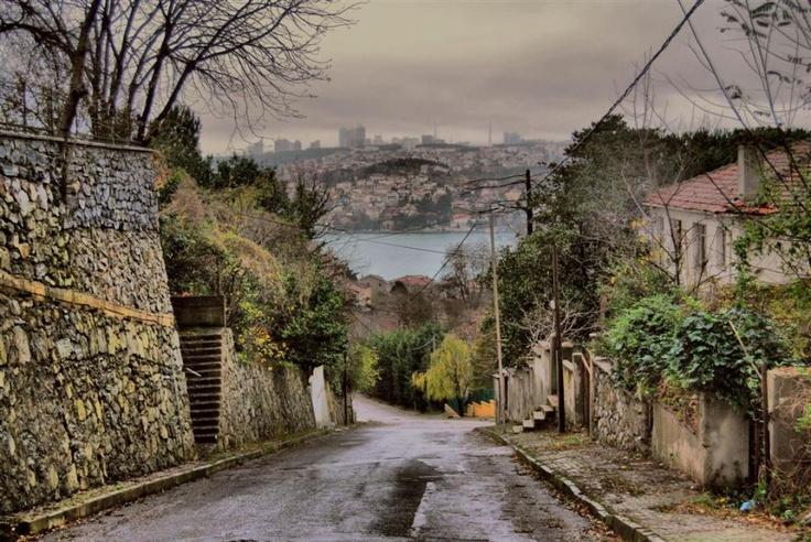 Mihrabat Yokuşu - İstanbul