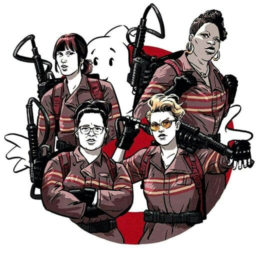 I'm soooooooo excited for the reboot of ghostbusters,I like they are women,but I think I like both  the orginal and reboot
