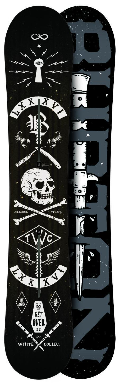 Сноуборд Burton TWC Pro