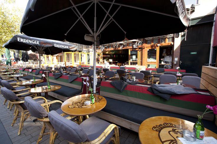 Cafe Stoffel, Tilburg outdoor bar