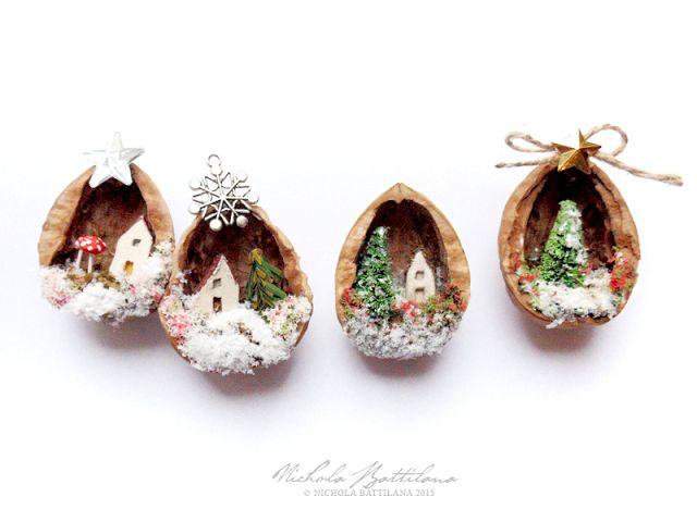 Wee Little Winter Walnut - Nichola Battilana