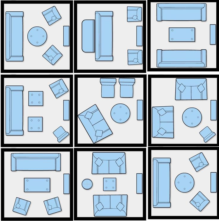 15 Some of the Coolest Ideas How to Upgrade Living Room Set Ups For Small Rooms