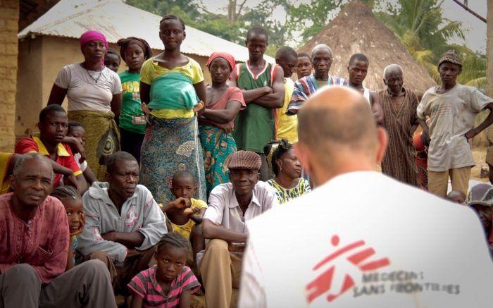 Ajude a organização Médicos Sem Fronteiras a salvar vidas