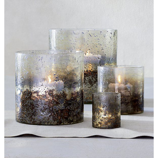 Sona 10 Glass Hurricane Candle Holder Reviews Crate And Barrel Hurricane Candles Glass Hurricane Candle Holder Candle Holders