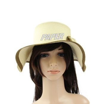 Wholesale distributor provides personalized Bow Straw Hat, promotional logo Bow Straw Hat and custom made Bow Straw Hat in UK.