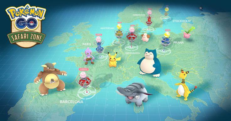 Pokemon GO : un event officiel bientôt à Paris