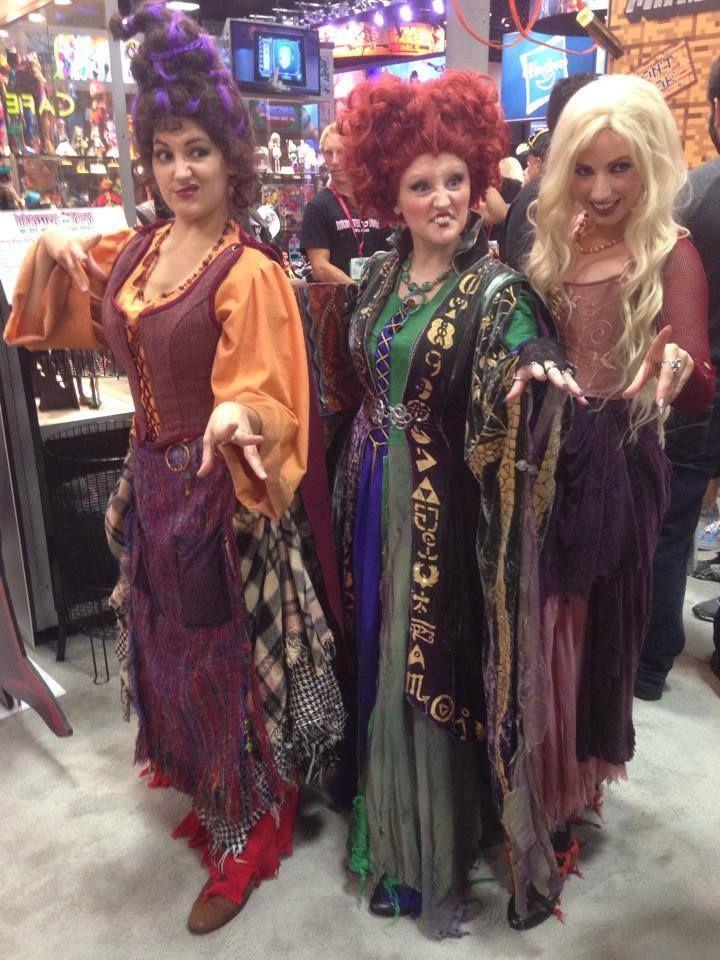 sc 1 st  Marsnow.info & Sexy Sanderson Sisters Halloween Costumes