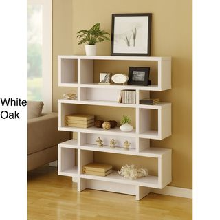 Tier Display Cabinet/ Bookcase | Overstock.com Shopping - The Best Deals on Media/Bookshelves