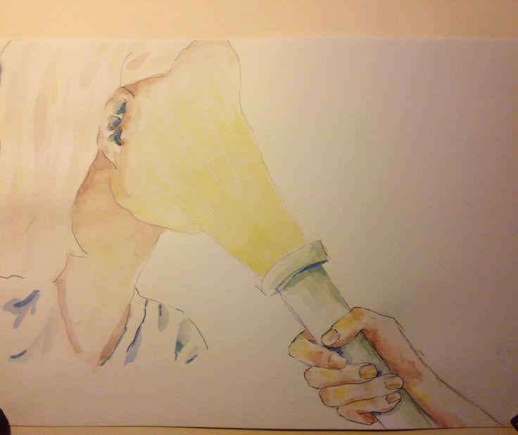 watercolor-drawing