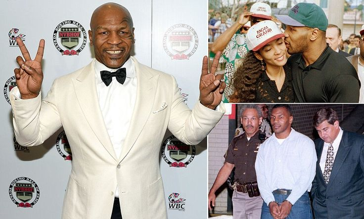 Mike Tyson opens up about bankruptcy, sex in jail and AIDS