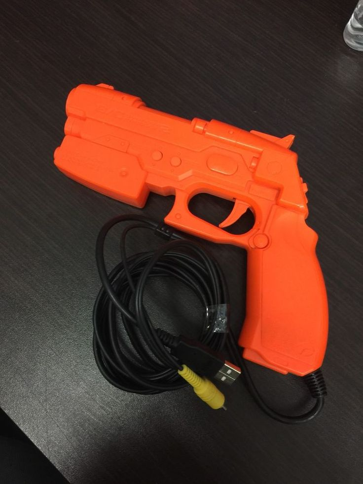 Namco G/C Gun System Product 2 NPC-106 Playstation 2 PS2 Light Gun | Video Games & Consoles, Video Game Accessories, Controllers & Attachments | eBay!