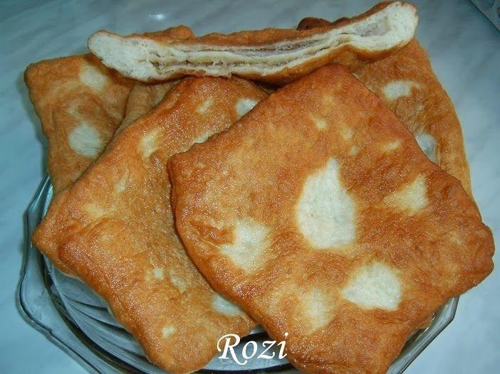 Rozi erdélyi,székely konyhája: Káposztás lángos