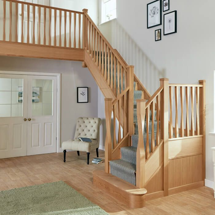 Best Staircase Renovations Bespoke Staircases Neville 640 x 480