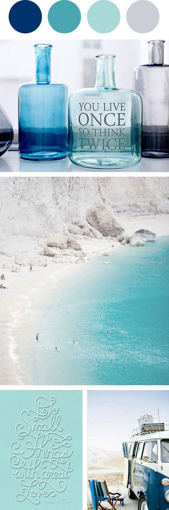 Ein Tag am Strand... Sommer, Sonne und Meer.  Frische, Jugendlichkeit und Umkompliziertheit. Kerstin Tomancok Farb-, Typ-, Stil & Imageberatung