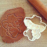 "Cookie cutter ""Elephant"" 15 cm"