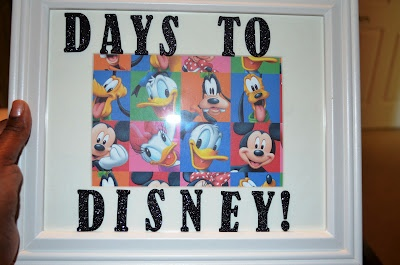 Party of Five: Countdown to Disney Tutorial: Tutorials, Easy, Parties, Countdown To Disney, Party, Craft Ideas