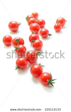 Cherry Tomatoes Stock Photos, Images, & Pictures | Shutterstock