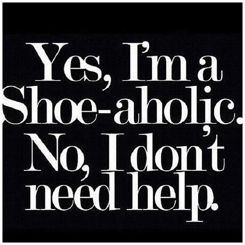 """THE YEAR OF THE SHOE 