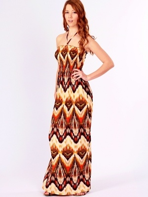 Maxi šaty BRAVE SOUL
