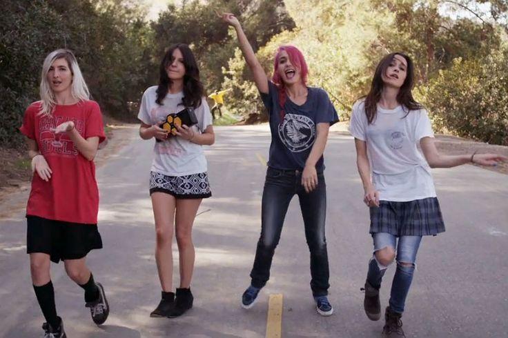 Warpaint, American indie rock band